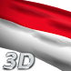 Indonesia Flag Live Wallpaper by Mummy Apps