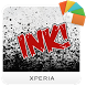 XPERIA™ Ink Theme by Sony Mobile Communications