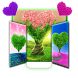 Heart Tree Glimmer Tree Dreamy by live wallpaper collection