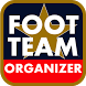 Foot Team Organizer by toofoot