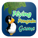 Flying Penguin Game by KousDev