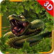 Angry Anaconda Attack Snake by pps