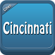 Cincinnati Offline Map Guide by Swan IT Technologies