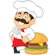 Burger Cooking Restaurant Game by Kappa Kids Studio