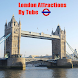 London Tube with Attractions by Clickingapps
