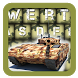 Camo Army Keyboard Themes by Latest and Stylish Keyboard Themes Factory