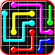 Flow colored lines puzzle by Kunin Nikolay