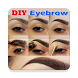 How to do your eyebrows by D.I.Y Eye Contrast