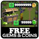 free gems clash royale prank by guidepro dev
