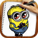 Draw Despicable Me by Painting Story Studios