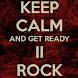 Keep Calm AND ROCK by Andromeda Galaxy