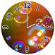 Soap Bubble Clock Widget by Amazing BuPepa World