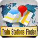 Train Stations Finder by kamloopsboy