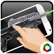 Automatic laser weapons by ODVgroup