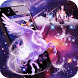 Unicorn Purple Dreamy Theme by Cool Theme Love