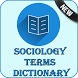 Sociology Terms Dictionary by Best 2017 Translator Apps