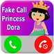 Fake Call Dora Princess by Dari+Apps
