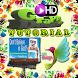 বাংলায় গ্রাফিক্স ডিজাইন শেখার উপায় Bangla Tutorial by Nico Apps Ltd.