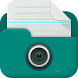 Camera Scanner: PDF creator by M.T Player