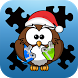 Santa Jigsaws game by Yakushin