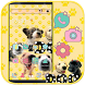 Cute Dog theme –pet puppy dog love by Beauty Die Marker
