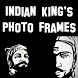 Indian Raja Maharaja Photo Frames by Mayur Narola