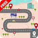 GPS Navigation Tracker: Route Finder by Prank App Studio