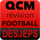 QCM Révision DES JEPS FOOTBALL by Thierry Bredel