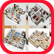 3D Simple Home Plan 2017 by Amilova Apps