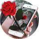 Red Love Crystal Rose Valentine Theme by New Design Themes 2018