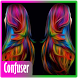Coloring Hair Idea by Confuser