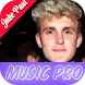 Jake Paul Songs App by Dev.SijiLoro