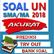 Soal UN SMA 2018 UNBK + SBMPTN (Bocoran Rahasia) by Solusi Ilmu