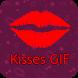 Kisses GIF by Shree Madhava Labs