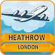 Flights Status Live - Heathrow Airport London by Jitendra Choudhary