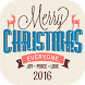 Merry Christmas Cards 2016 by Ertofra Frases