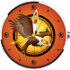 illustrated Mockingjay Face by Watch 360