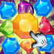 Jewel Crush Star Gems Blast by match puzzle game