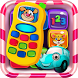 Phone for kids baby toddler by bonbongame.com