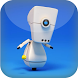 White Robot Live Wallpaper by Bastiaan Mastix Corp