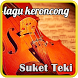 Suket Teki Keroncong by SimCool Mobile