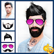 Men Hair Mustache Style Beard Photo Collage Editor by Benzyl Studios
