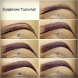 Eyebrows Step by Step by norsil
