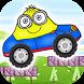 Hill Climb Minion Racing Game Adventure For Child by Racing Cars Hill Climb Adventures Game Funny Ltd.