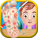 Celebrity Foot Surgery by Gamester Games