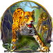 Angry Jaguar Forest 3D Launcher Theme