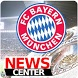 FC Bayern NewsCenter by Meru-Design