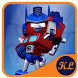 Guide: Angry Bird Transformers by KoryLabs
