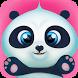 Pu - Cute giant panda bear, pet care game by Clement Vitroly