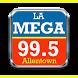 La Mega Allentown La Mega 99.5 Online Free Radio by radiosdobrasilaovivo